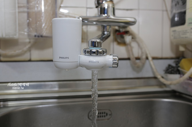 淨水器推薦│飛利浦極淨水龍頭型淨水器WP3811~四重過濾系統搭配中空絲膜有效清除 99.99% 的各類細菌保留水中礦物質73