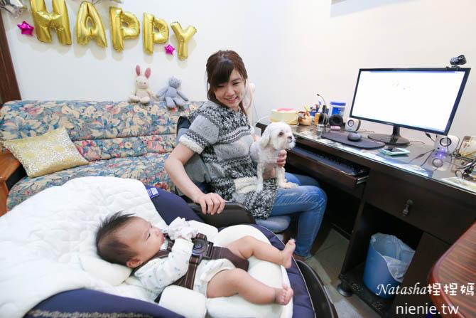 餐搖椅推薦│日本Combi BEDi電動餐椅搖床~最新頂級款冠軍安撫神器