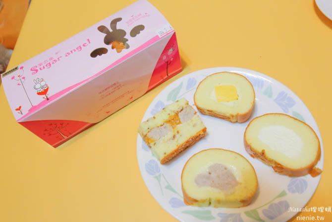 桃園中壢彌月蛋糕推薦│試吃申請│棠芯兔Sugar Angel ~用料實在好吃且包裝可愛的多種彌月蛋糕口味推薦
