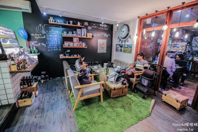 寵物友善餐廳│台北信義市府站美食推薦│味旅~適合聊天大空間咖啡廳