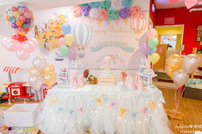 生日派對佈置推薦│瓶子先生兒童派對~CP值超高客製化佈置團隊