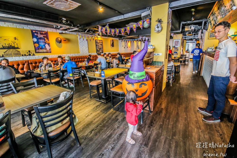 國父紀念館餐廳 The chips美式餐廳光復店~豐盛早午餐飲料喝到飽運動酒吧