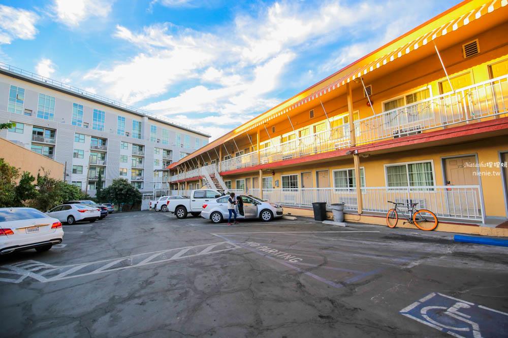 洛杉磯好萊塢大道飯店 Hollywood La Brea Inn好萊塢拉布雷亞飯店~附車位