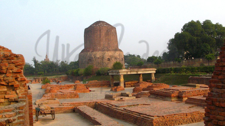 瓦拉納西景點-鹿野苑Sarnath