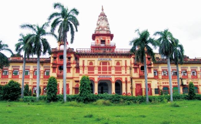 瓦拉納西景點-大學Banaras Hindu University