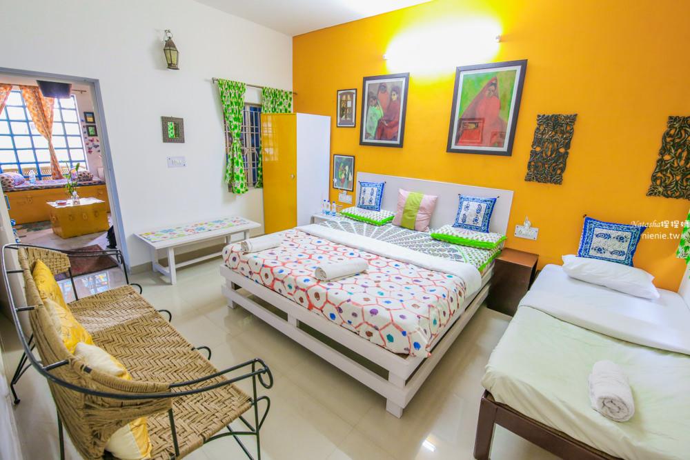 印度阿格拉泰姬瑪哈陵住宿│The Coral House Homestay~步行即可抵達泰姬瑪哈陵