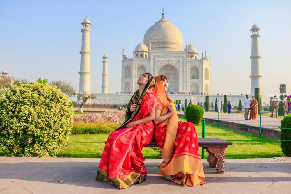 印度阿格拉Agra景點推薦│泰姬瑪哈陵Taj Mahal~印度最美世界遺產