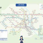 德里捷運地鐵攻略 各大景點及各線轉乘站懶人包│一次搞懂印度地鐵捷運