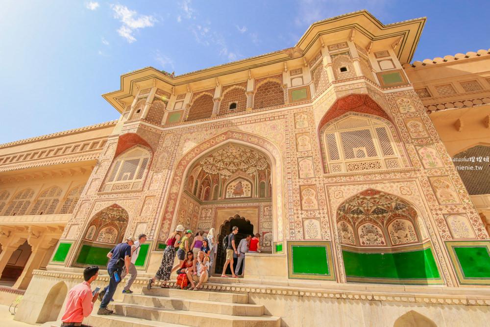 齋浦爾景點 世界遺產│琥珀堡Amber Fort~印度長城及絕美鏡宮