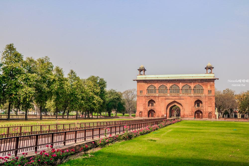印度德里Delhi景點推薦│紅堡Red Fort~德里世界遺產