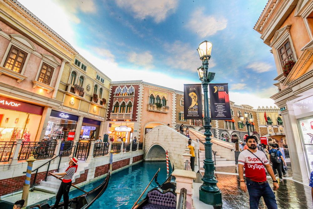 威尼斯人美食 美食街必吃攻略│安德魯蛋塔、太興、滿記甜品、海皇粥店
