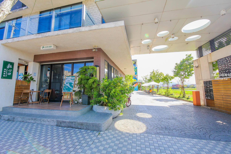 宜蘭寵物友善住宿 耘心田Villa渡假會館~房內有泳池。可烤肉。近傳藝