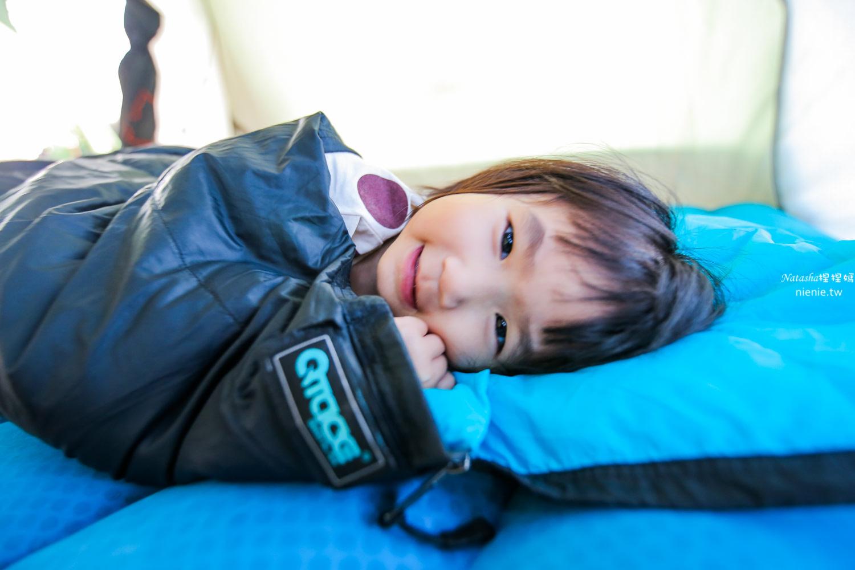 睡袋推薦 QTACE T1-6005黑藍睡袋~保暖輕量不佔體積羽絨睡袋