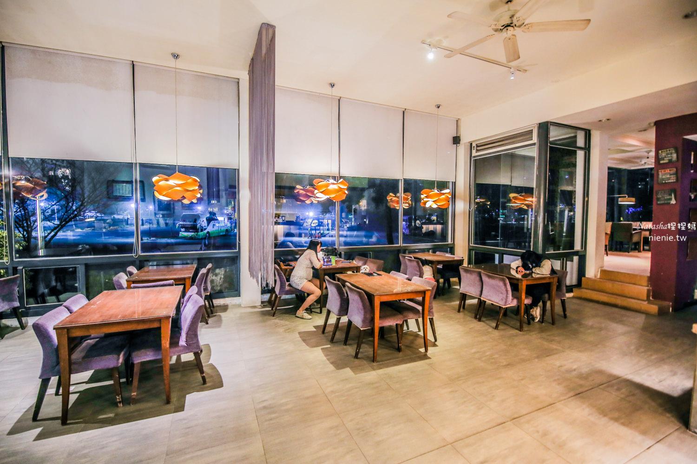 日月潭寵物友善餐廳 日光湖畔~水社碼頭自行車道旁的寬敞舒適餐廳