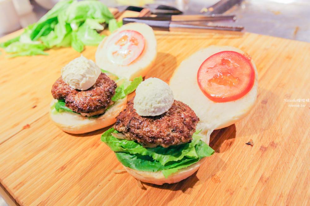 和牛漢堡 台北大安區美食│Wagyu Burger~蘭亭和牛漢堡每日限量150份