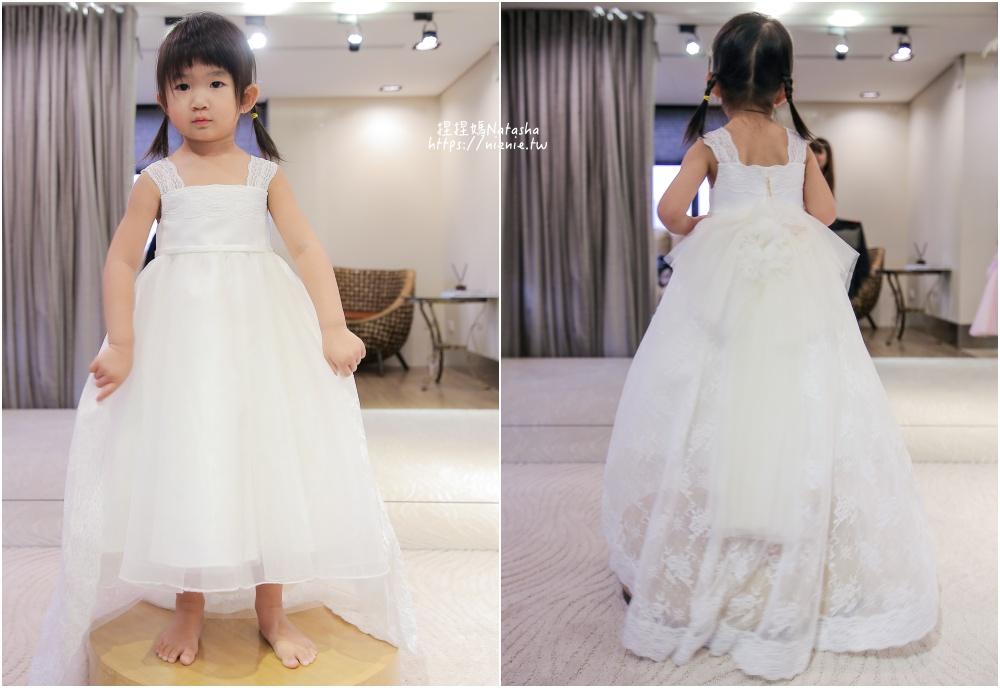 兒童禮服租借 購買│金紗夢婚禮~Little Shop Girls Wears 手工寶貝禮服