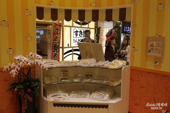 台北信義。捷運市府站美食│布丁狗餐廳POMPOMPURIN Cafe~台灣第一家布丁狗主題餐廳05