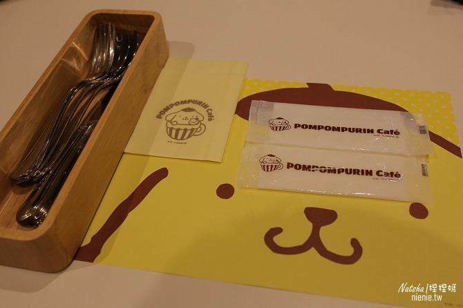 台北信義。捷運市府站美食│布丁狗餐廳POMPOMPURIN Cafe~台灣第一家布丁狗主題餐廳19