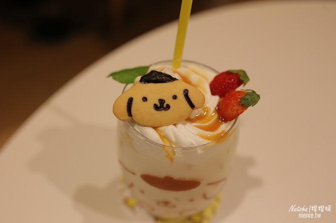 台北信義。捷運市府站美食│布丁狗餐廳POMPOMPURIN Cafe~台灣第一家布丁狗主題餐廳28