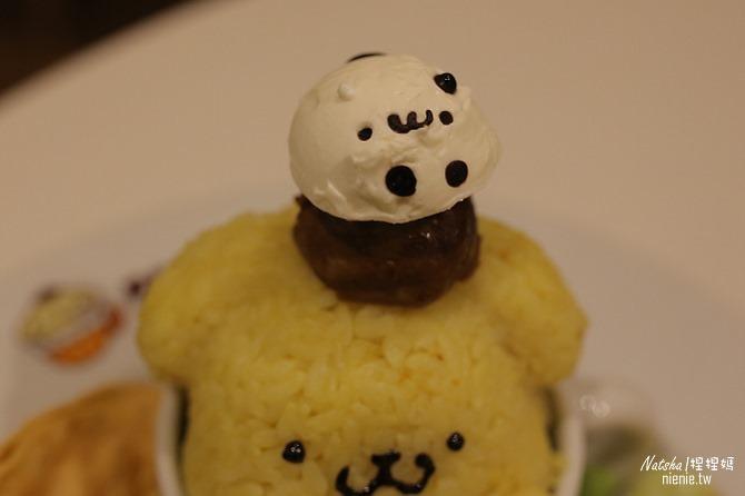 台北信義。捷運市府站美食│布丁狗餐廳POMPOMPURIN Cafe~台灣第一家布丁狗主題餐廳31