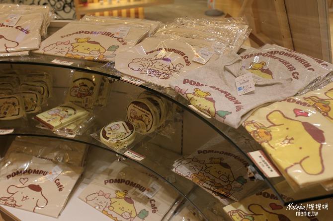 台北信義。捷運市府站美食│布丁狗餐廳POMPOMPURIN Cafe~台灣第一家布丁狗主題餐廳54