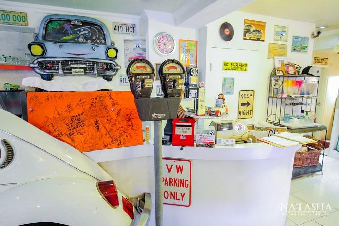 寵物友善餐廳│台北士林天母美食│PS BUBU汽車餐廳~坐在金龜車裡享用南加州義大利餐點(有提供寵物餐)66