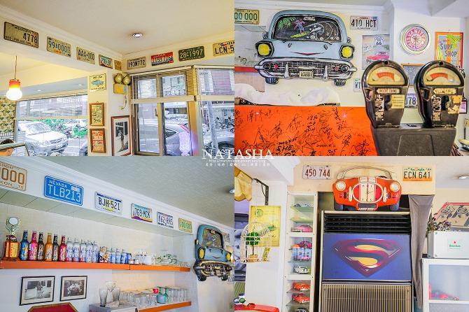 寵物友善餐廳│台北士林天母美食│PS BUBU汽車餐廳~坐在金龜車裡享用南加州義大利餐點(有提供寵物餐)87