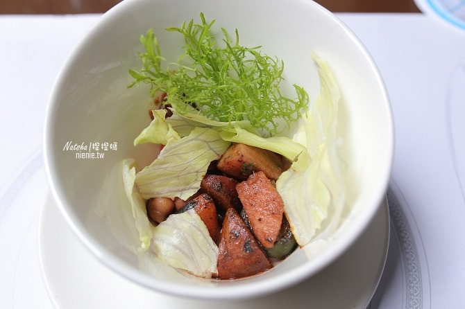 寵物友善餐廳│台南美食│赤崁璽樓~頂級時尚特色異國蔬食料理01