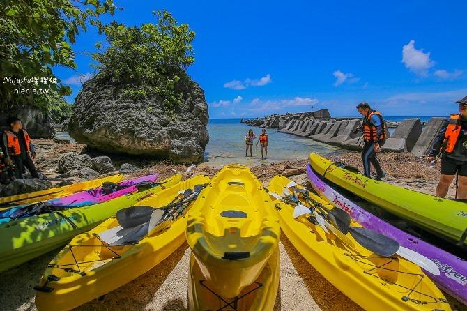 寵物旅遊│小琉球│和狗狗一起划獨木舟出海浮淺看海龜02