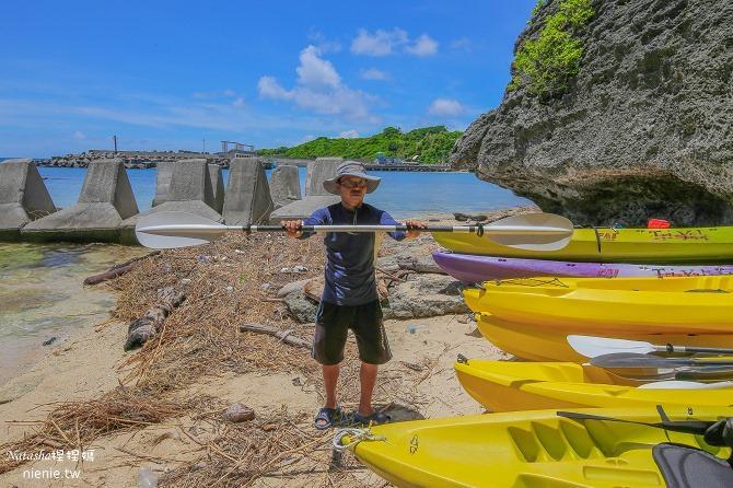 寵物旅遊│小琉球│和狗狗一起划獨木舟出海浮淺看海龜05