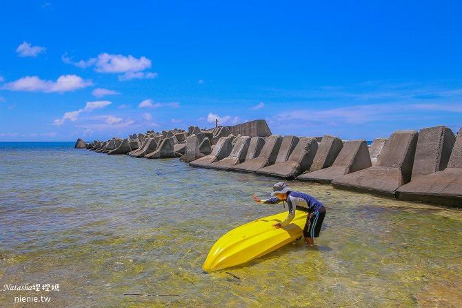 寵物旅遊│小琉球│和狗狗一起划獨木舟出海浮淺看海龜07