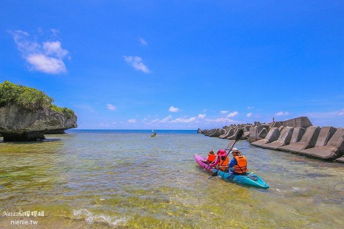 寵物旅遊│小琉球│和狗狗一起划獨木舟出海浮淺看海龜08