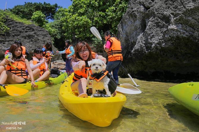 寵物旅遊│小琉球│和狗狗一起划獨木舟出海浮淺看海龜10