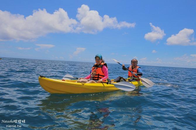 寵物旅遊│小琉球│和狗狗一起划獨木舟出海浮淺看海龜12