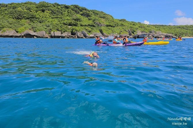 寵物旅遊│小琉球│和狗狗一起划獨木舟出海浮淺看海龜16