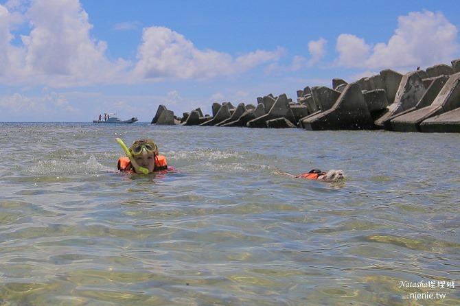 寵物旅遊│小琉球│和狗狗一起划獨木舟出海浮淺看海龜22