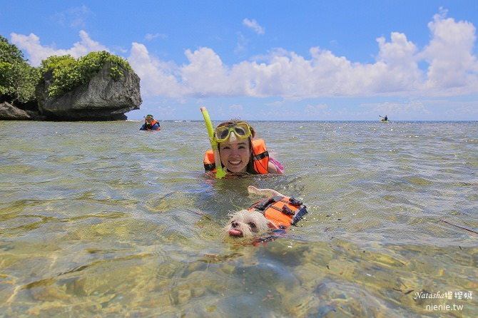 寵物旅遊│小琉球│和狗狗一起划獨木舟出海浮淺看海龜26