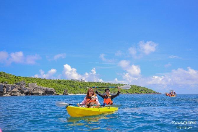 寵物旅遊│小琉球│和狗狗一起划獨木舟出海浮淺看海龜34