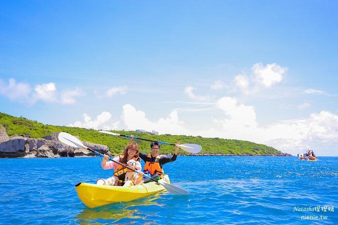 寵物旅遊│小琉球│和狗狗一起划獨木舟出海浮淺看海龜35