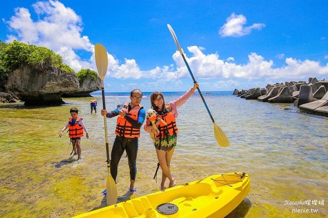 寵物旅遊│小琉球│和狗狗一起划獨木舟出海浮淺看海龜36