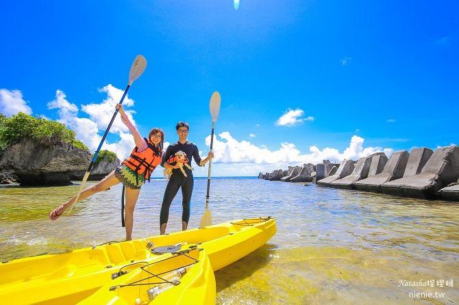 寵物旅遊│小琉球│和狗狗一起划獨木舟出海浮淺看海龜37