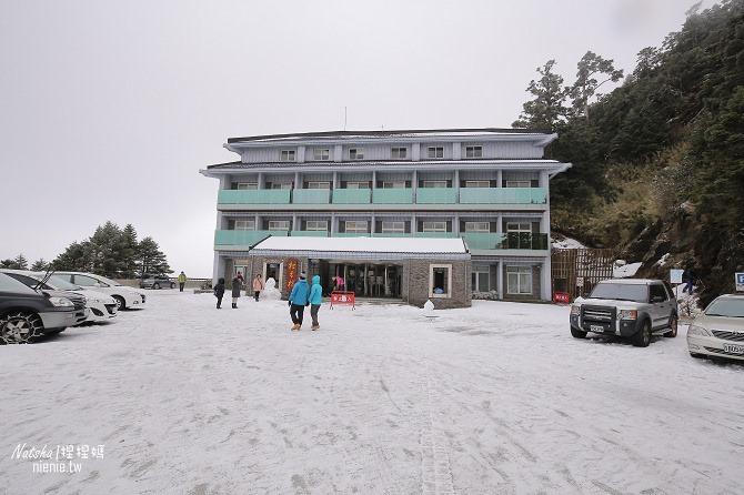 合歡山賞雪│寵物賞雪│賞雪攻略雪鍊租售及寵物追雪必備物品清單45