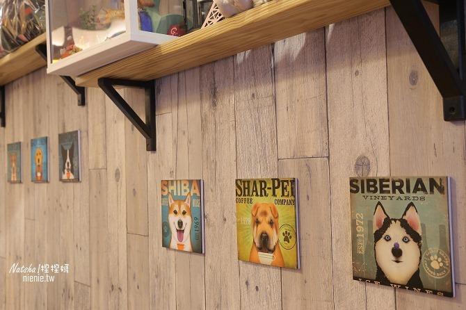 寵物餐廳│台南南區美食│Tnag項圈工廠寵物主題餐廳~提供寵物餐及客製化寵物真皮項圈01
