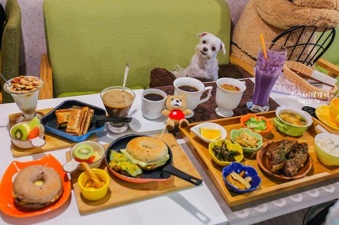 寵物友善餐廳│花蓮吉安美食│霍爾廚房~養生手作低鹽低油美味健康早午餐33