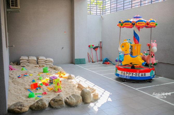 寵物友善民宿│台南東區│黃色風箏~房間超大精緻且隔音完善的溜滑梯親子民宿33