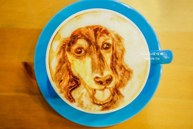 寵物友善餐廳│台北天母美食│Été café~全台最強寵物複刻拉花。也可指定人像或卡通拉花05