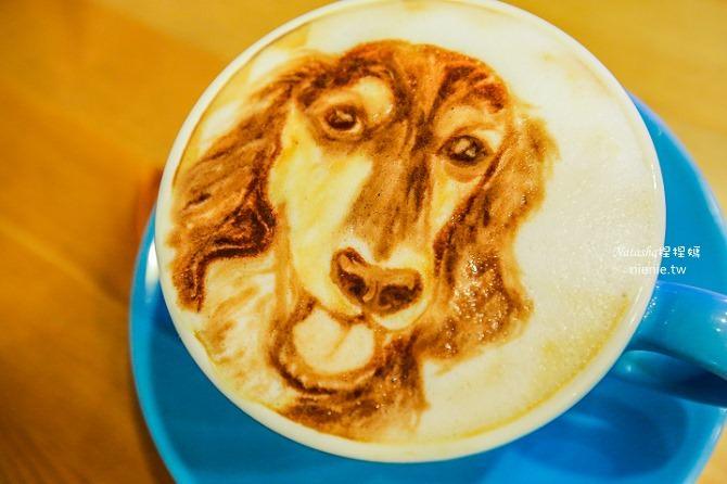 寵物友善餐廳│台北天母美食│Été café~全台最強寵物複刻拉花。也可指定人像或卡通拉花06