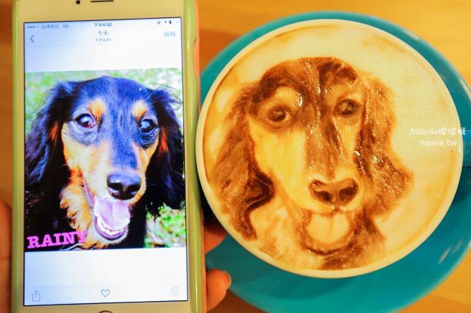 寵物友善餐廳│台北天母美食│Été café~全台最強寵物複刻拉花。也可指定人像或卡通拉花14