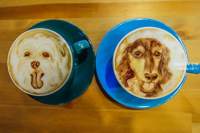 寵物友善餐廳│台北天母美食│Été café~全台最強寵物複刻拉花。也可指定人像或卡通拉花21