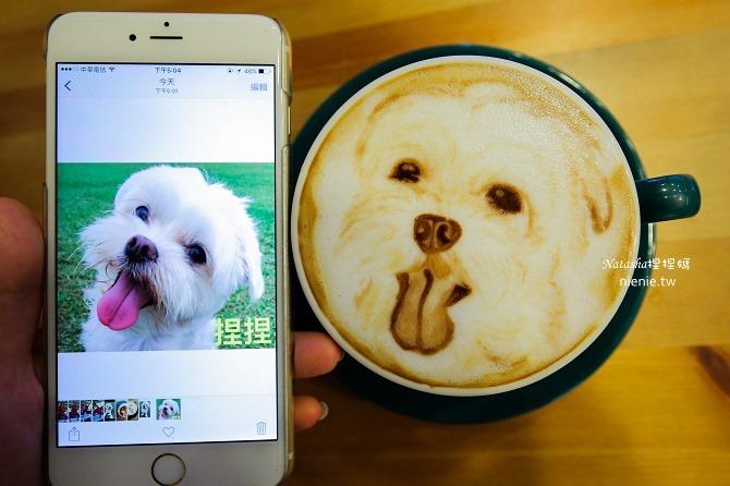 寵物友善餐廳│台北天母美食│Été café~全台最強寵物複刻拉花。也可指定人像或卡通拉花27